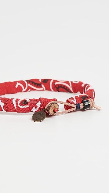Mikia Bandana Bracelet