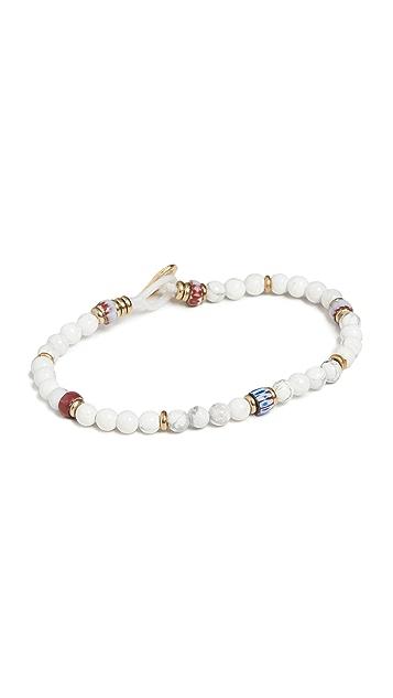 Mikia 4mm Beaded Bracelet