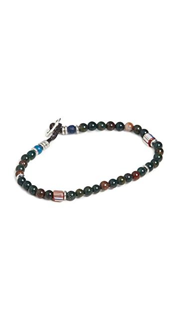 Mikia 4mm Beaded Bracelet