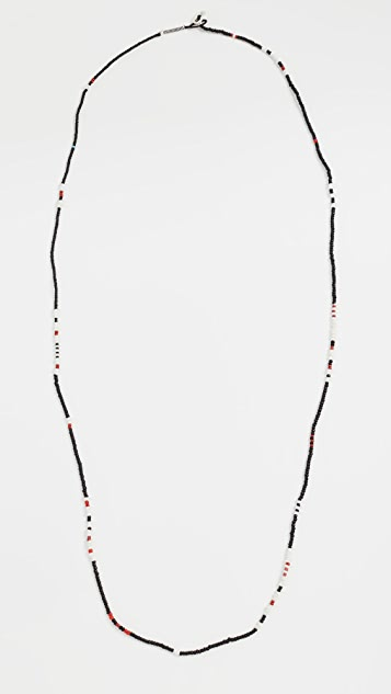Mikia Small Beaded Necklace