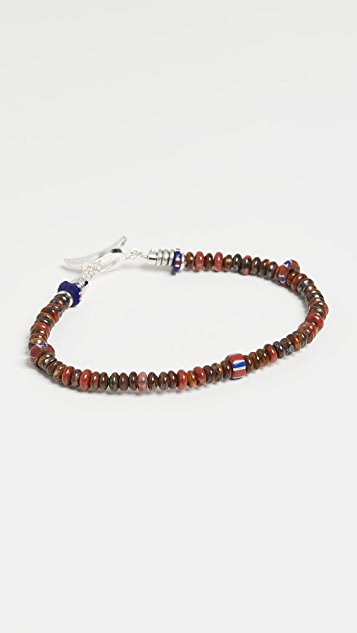Mikia Roundel Stone Bracelet
