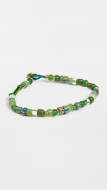 Mikia Multi Trade Beads Bracelets