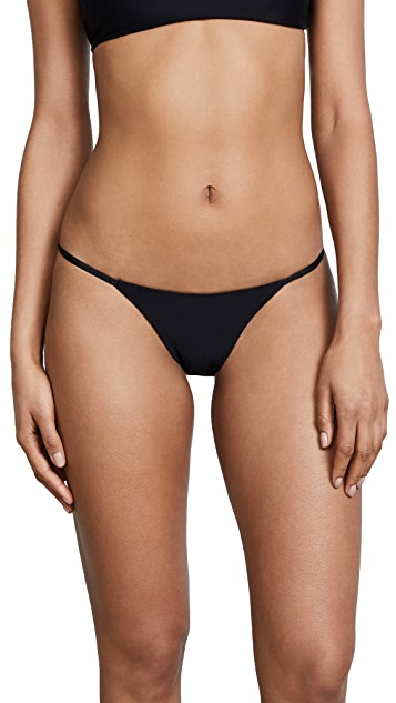 MIKOH Sao Paulo String Bikini Bottoms