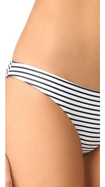 MIKOH Zuma Full Bikini Bottoms