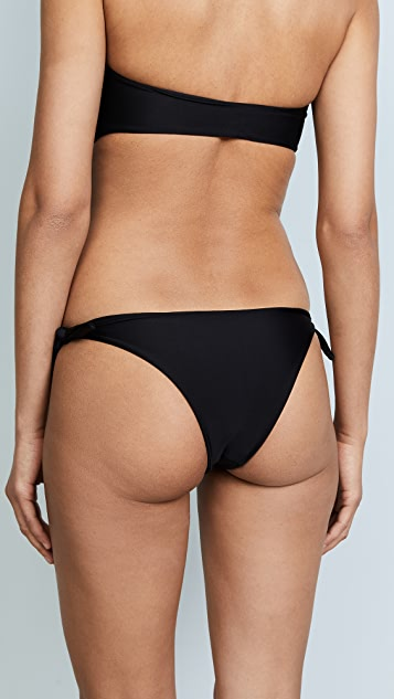 MIKOH Valencia Knot Tie Side Bottoms