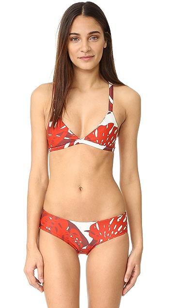 MIKOH Honolulu Bikini Top