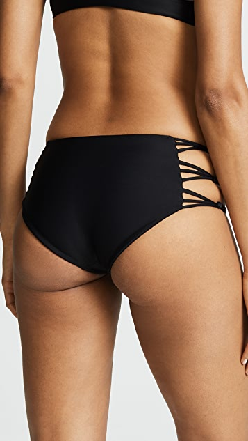 MIKOH Barcelona String Detail Bottoms