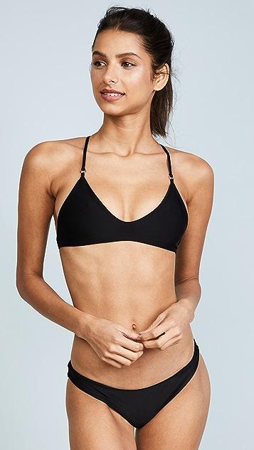 MIKOH Atlantic Bikini Top