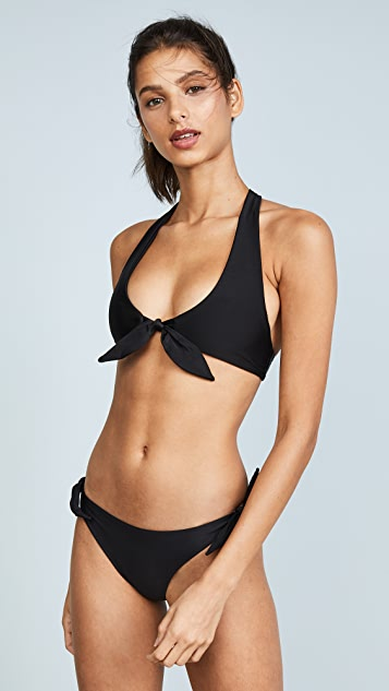 MIKOH Balboa Bikini Top