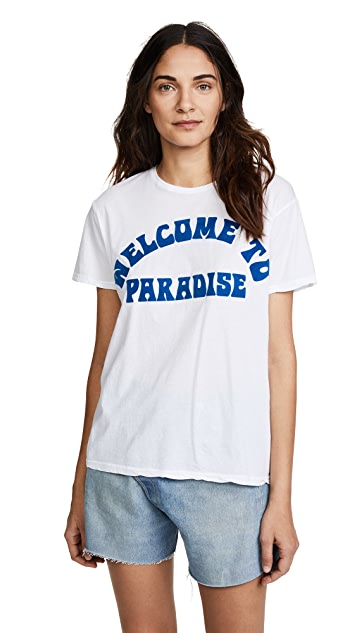 MIKOH Welcome to Paradise Tee