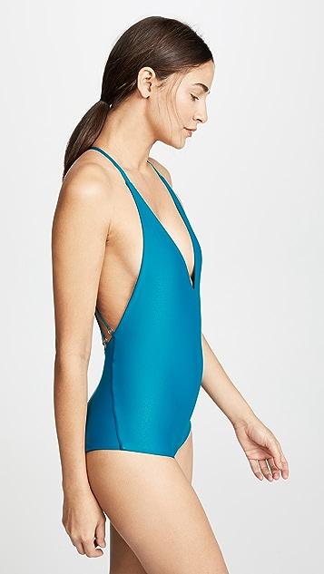 MIKOH Ipanema One Piece Swimsuit