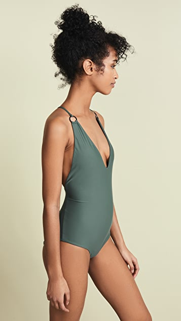 MIKOH Huli One Piece Swimsuit