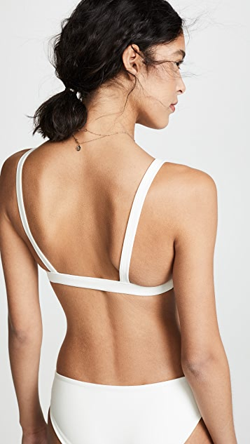 MIKOH Colombia Bikini Top