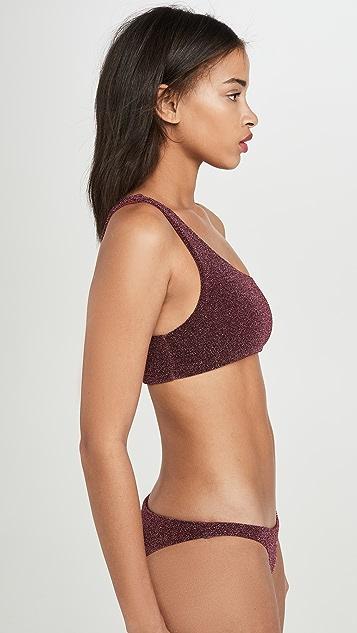 MIKOH Samoa Bikini Top