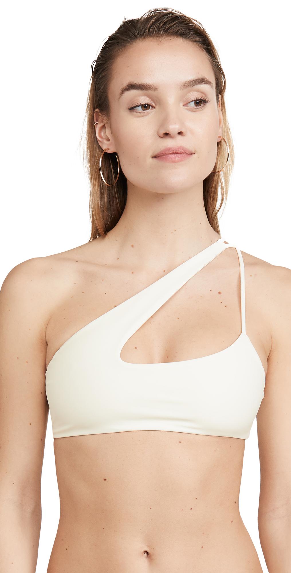 Queensland Cross Shoulder Bikini Top