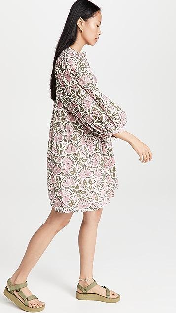 Mille 雏菊连衣裙