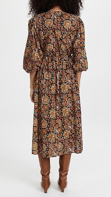 Mille Celeste Dress