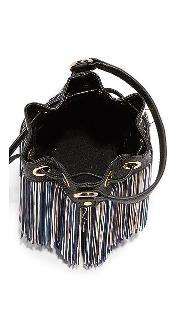 Milly Pom Pom Bucket Bag