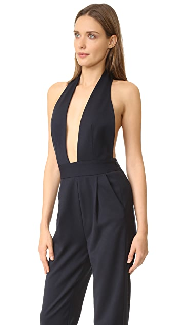 Milly Halter Jumpsuit
