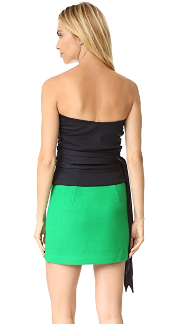 Milly Strapless Blouse