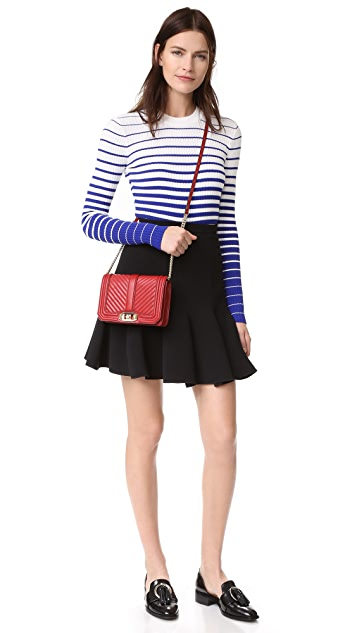 Milly Striped Pullover