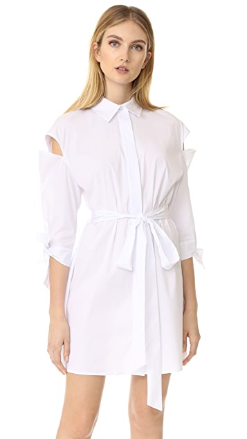 Milly Slitted Avery Dress