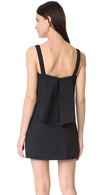 Milly Strappy Elena Dress