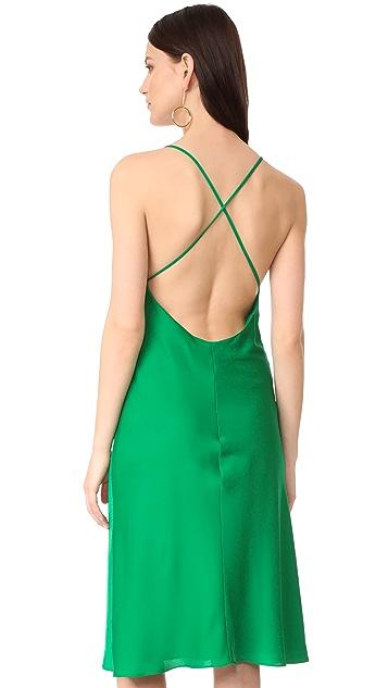 Milly Back Bias Dress