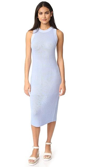 Milly Basketball Mesh Dress