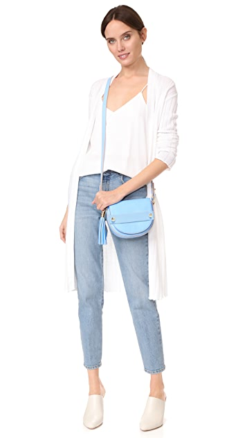 Milly Маленькая седельная сумка через плечо Astor