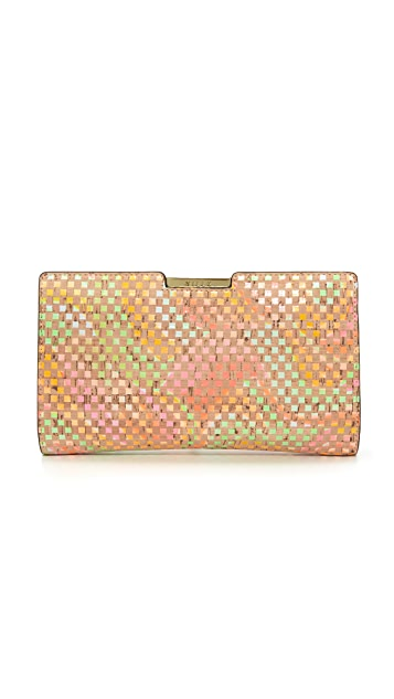 Milly Hinged Small Frame Clutch