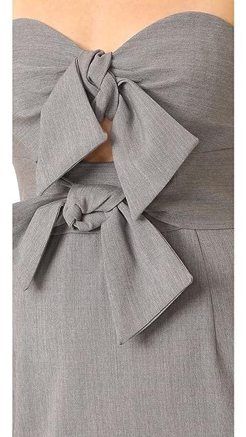 Milly Gabardine Mackenzie Dress
