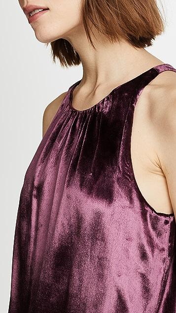 Milly Velvet Kiki Dress