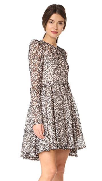 Milly Corded Lace Aria Dress