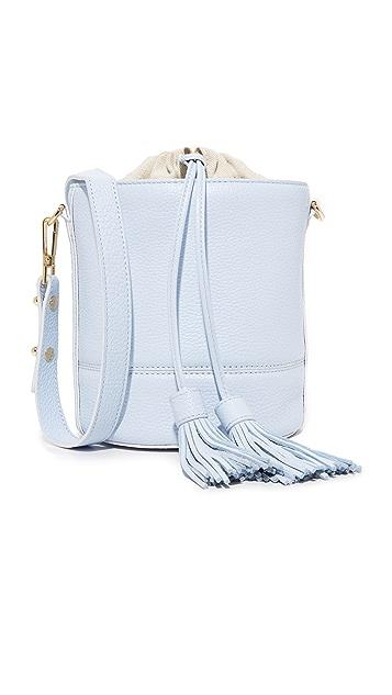 Milly Astor Drawstring Bucket Bag
