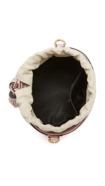 Milly Сумка-ведро Astor с завязками