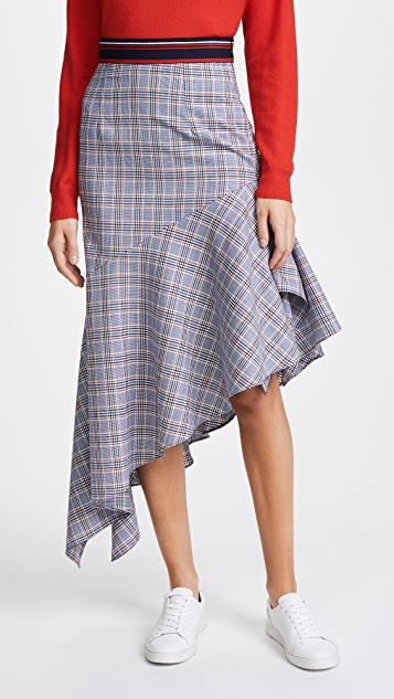 Milly Italian Wool Skirt