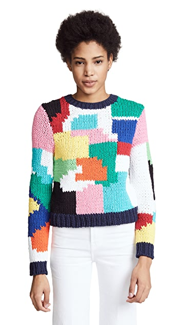 Milly Puzzle Sweater