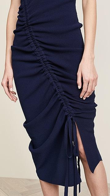 Milly Draped Dress