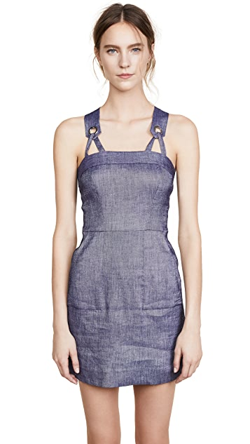 Milly Apron Dress