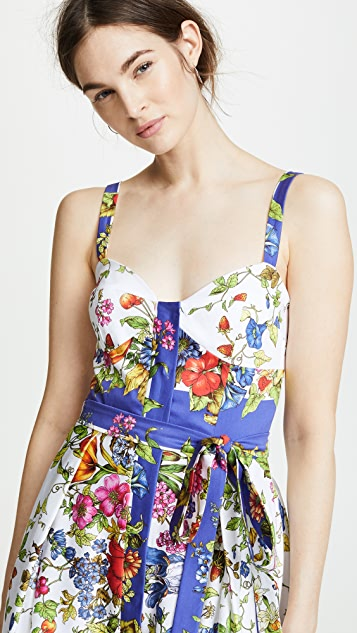 Milly Bustier Dress