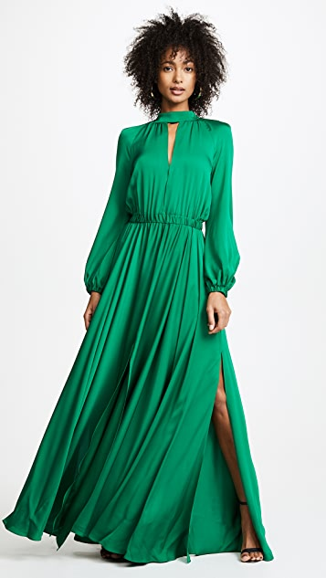 Milly Emmie Maxi Dress