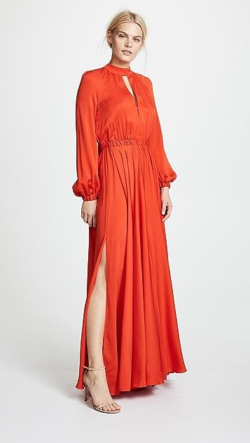 Milly Emmie Dress - Poppy