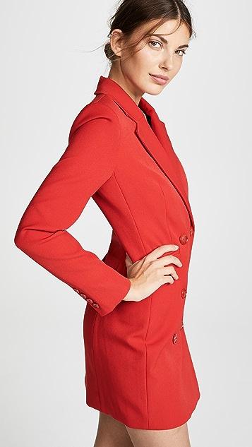 Milly Blazer Mini Dress