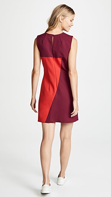Milly Colorblock Dress