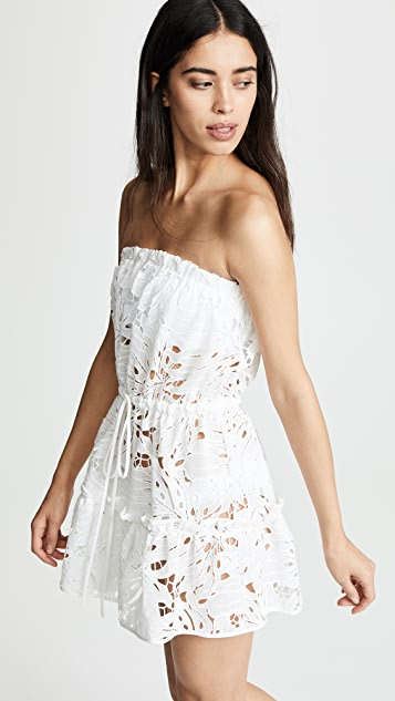 Milly Пляжное платье Becca