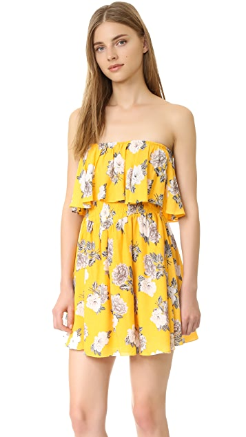 MINKPINK Spread Like Wildflowers Mini Dress