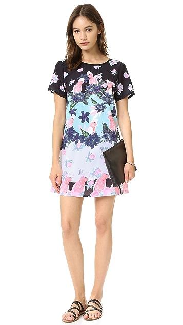 MINKPINK What A Galah Tee Dress