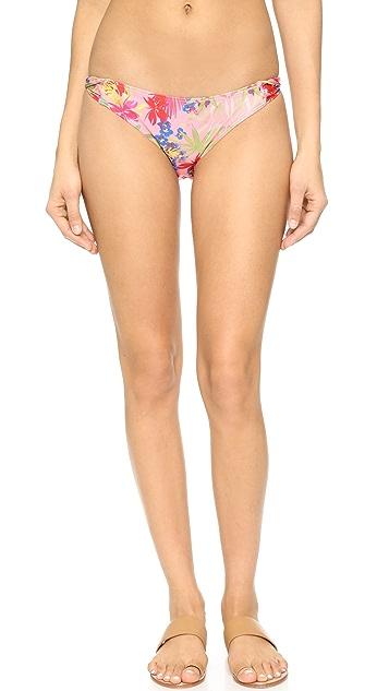 MINKPINK Caribbean Fever Bikini Bottoms