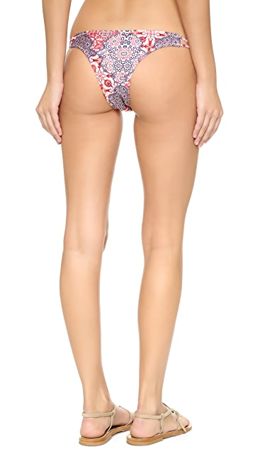 MINKPINK Wild World String Bikini Bottoms